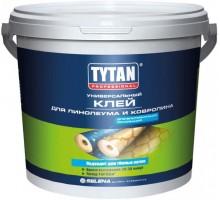 Клей для линолеума и ковролина Tytan Professional 4 кг.