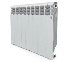 Радиатор Royal Thermo Revolution Bimetall 500-10 секций, глубина 80мм, высота 564мм