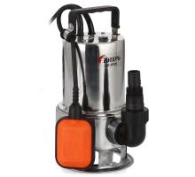 Насос дренажный для грязной воды ДН-550H подъём 8 м, произ-ть 10 м3/ч, Вихрь