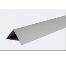 Угол однотонный 30х30 Серый LUA008  2,7м  (1 уп-25 шт)