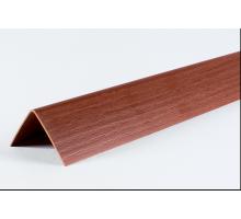 Угол двухсторонний 30х30 Палисандр LU032  2,7м  (1 уп-25 шт)