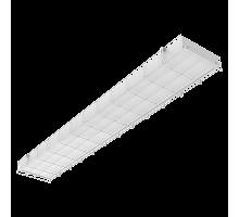 Светильник LED VARTON S270 2.0 спортивный 1200*212*70мм призма с защ.решеткой