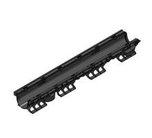 Лоток водоотводный PolyMax Basic ЛВ-10.16.12-ПП пластиковый стандартный борт 8020-М